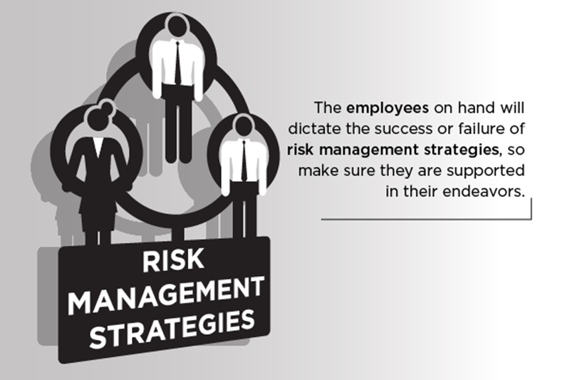 Entrepreneurs need to get the basics of risk management right.